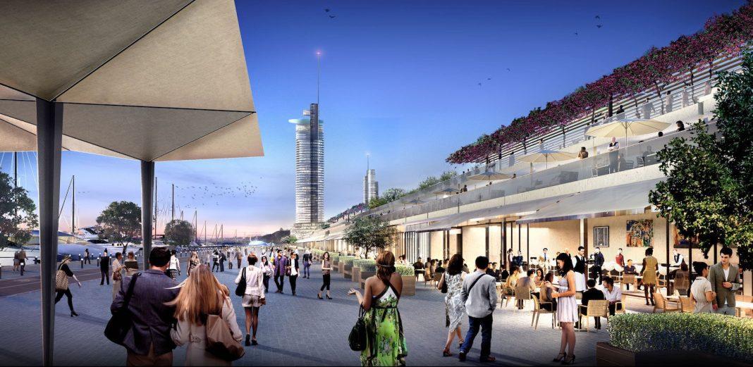 Lamda Development: Η μεγαλύτερη αστική ανάπλαση με γραφεία